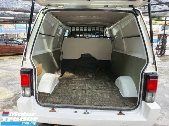 2007 NISSAN VANETTE 2007 Nissan Vanette c22 (M) Full Panel Van Good Condition