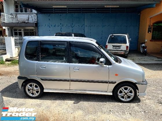2007 PERODUA KENARI 1.0 EZ Aero Hatchback(AUTO)FREE MOTORSIKAL BARU+CASHBACK 1K+BELI PANDU DULU 6 BULAN PERTAMA TA