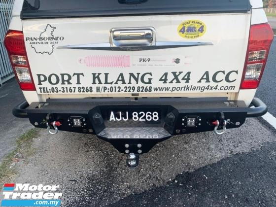 4WD OUTLANDER REAR BAR REAR BUMPER