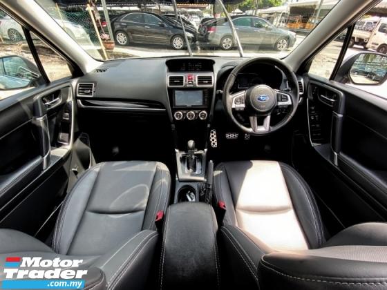 2019 SUBARU FORESTER 2.0 iP SUV (A) FULL SPEC