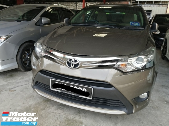 2015 TOYOTA VIOS 1.5 G LIMITED FACELIFT