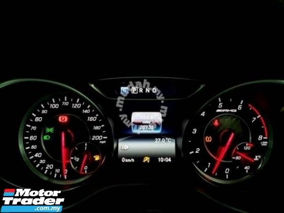 2017 MERCEDES-BENZ A45 AMG 4MATIC 2.0 TURBO