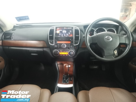 2013 NISSAN SYLPHY 2013 Nissan SYLPHY 2.0 PREMIUM IMPUL ENHANCED (A) 1 OWNER NO PROCESSING CHARGE