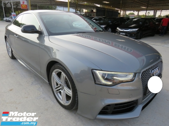 2010 AUDI A5 1.8 (A) TFSI COUPE RS5 FACELIFT BODYKIT NICE NO