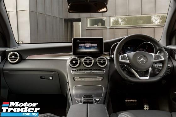 2019 MERCEDES-BENZ GLC 250 AMG COUPE, 4 DOOR - HIGH SPEC UK UNREG
