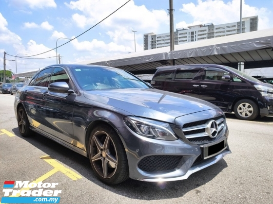 2016 MERCEDES-BENZ C-CLASS C250 AMG 2.0 FREE 2 Yrs WARRANTY