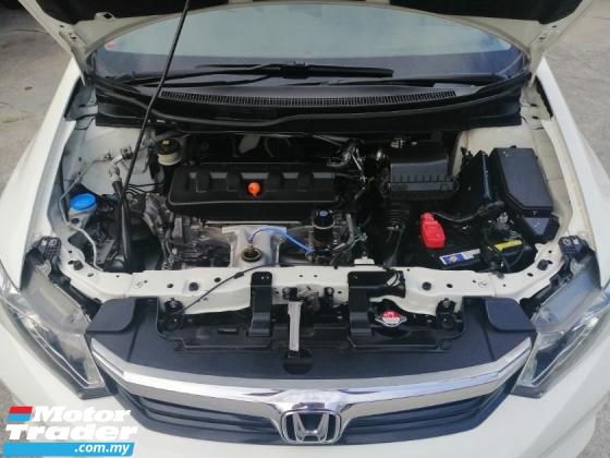 2013 HONDA CIVIC 1.8 S i-VTEC FACELIFT (A) 5k Muka / All Loan