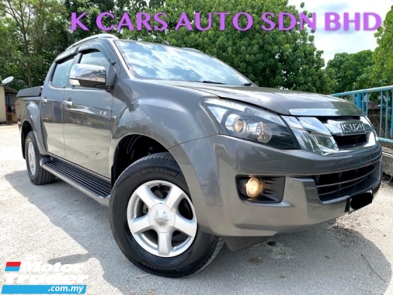 2014 ISUZU D-MAX 2.5L 4X4 (A) GOOD CONDITION OTR PRICE