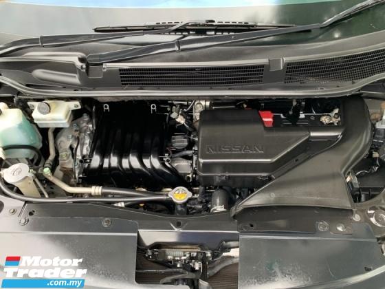 2014 NISSAN SERENA 2.0 S HYBRID HIGHWAY STAR (A) 2 Power Door TipTop