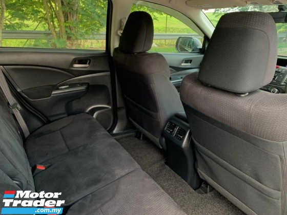 2014 HONDA CR-V 2.0 (A) 4WD Full Service Record 1 Lady Owner Only