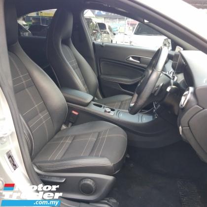 2015 MERCEDES-BENZ CLA 180SE 1.6TURBO RECON~CAR JAPAN SPEC 1year warranty free www.wasap.my/+60122367272/SENG~NG