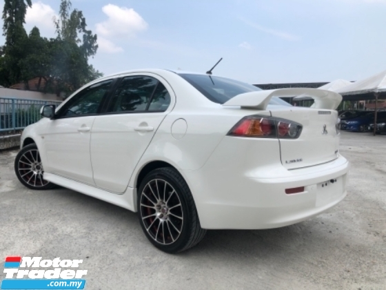 2012 MITSUBISHI LANCER 2.0 GT FACELIFT (A) GOOD CONDITION
