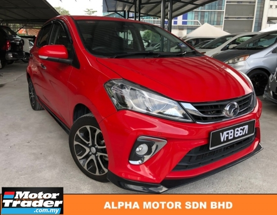 2018 PERODUA MYVI 1.5 ADVANCE FACELIFT (A) AV OTR PRICE