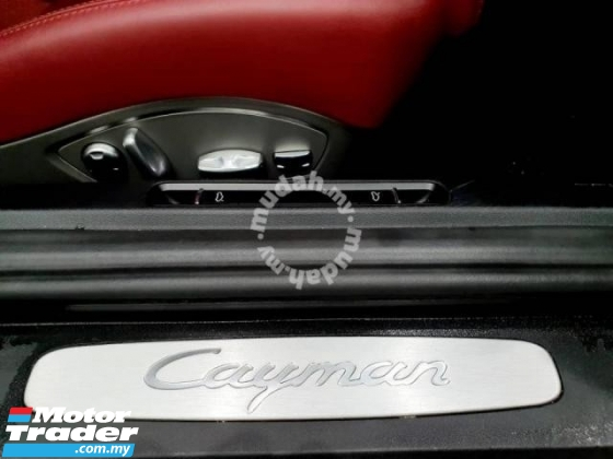 2019 PORSCHE CAYMAN 718 PDK SPORT CHRONO PACKAGE