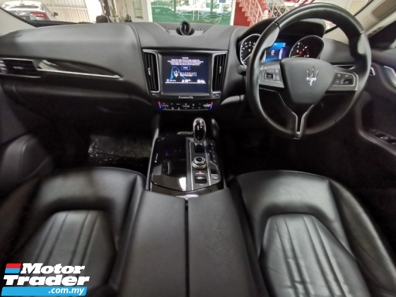 2017 MASERATI OTHER Laventa 3.0D 8 Speed ZF