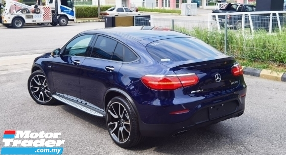 2017 MERCEDES-BENZ GLC 2017 MERCEDES GLC 43 AMG COUPE SPEC JAPAN CAR SELLING PRICE RM 388000.00
