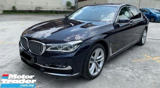 2017 BMW 7 SERIES 740IL 3.0 Year 2017 Local