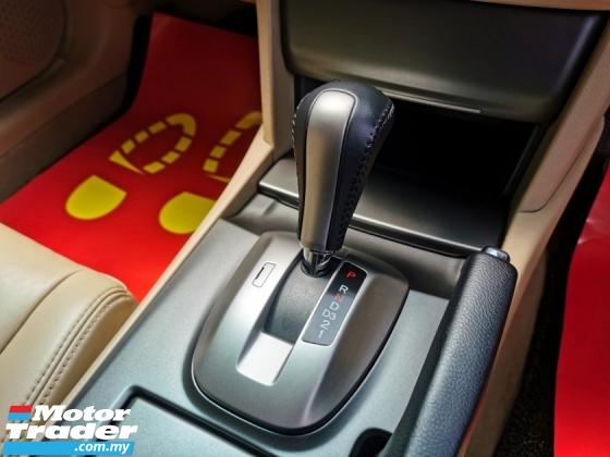 2012 HONDA ACCORD Honda ACCORD 2.0 VTi-L (A) LEATHER PERFECT WARRNTY