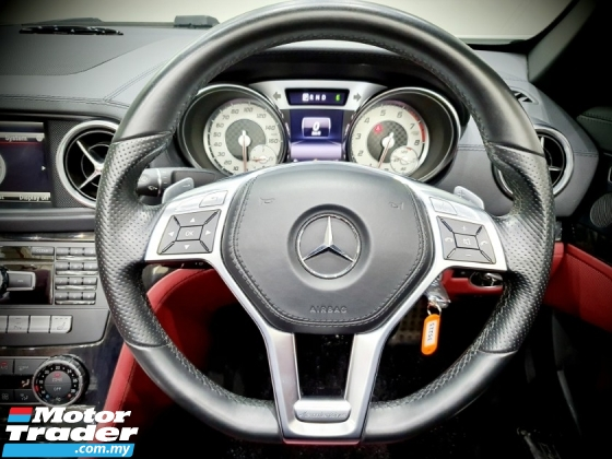 2015 MERCEDES-BENZ SL 400 AMG 3.0 UNREG