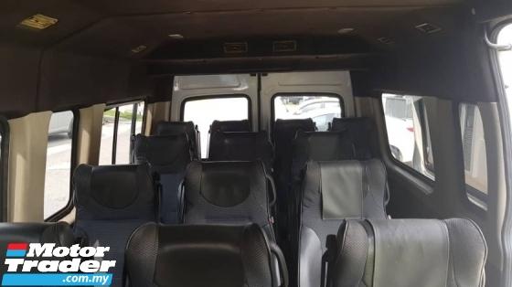2014 MAXUS V80 MAXUS V80 - WESTSTAR 15 SEATERS