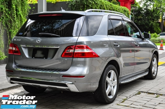 2012 MERCEDES-BENZ ML 350 AMG 3.5 CBU