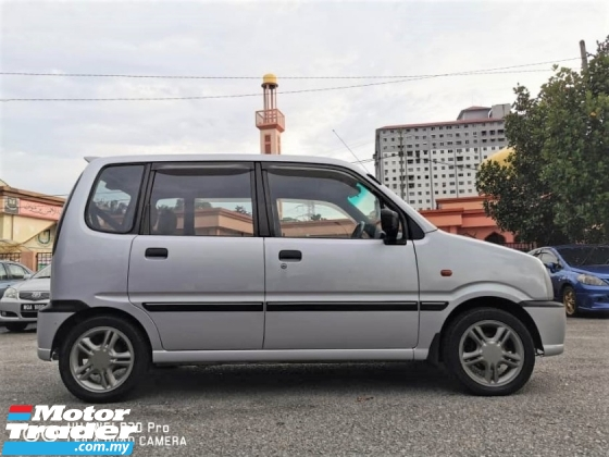 2005 PERODUA KENARI 1.0 EZ (A) 1 OWNER - TIP TOP CONDITION