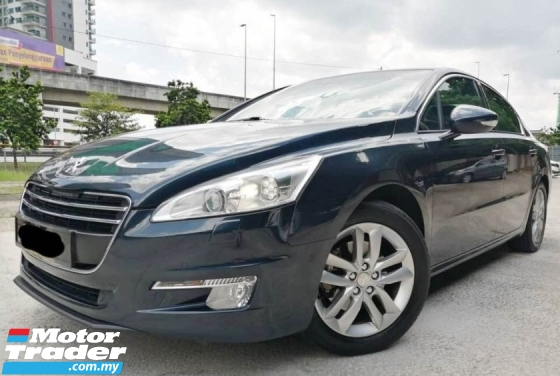 2014 PEUGEOT 508 1.6 FULL SERVICE RECORD TIPTOP CONDITION