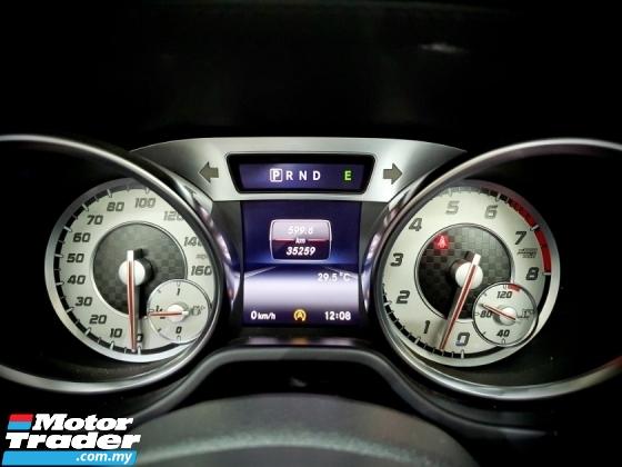 2015 MERCEDES-BENZ SL SL400 AMG 3.0 Turbo