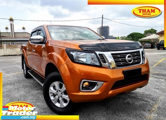 2017 NISSAN NAVARA 2017 Nissan NAVARA VGS TURBO 2.5 SE (A) F/SERVICE Click on the heart to add this to your Favourite l