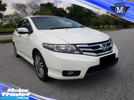 2013 HONDA CITY 1.5 E (A) i-VTEC 1 OWNER ORIGINAL PAINT CAR KING CONDITION