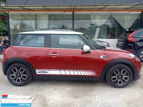 2015 MINI Cooper 1.5 ONE PREVIOUS VIP OWNER / LOW MILEAGE