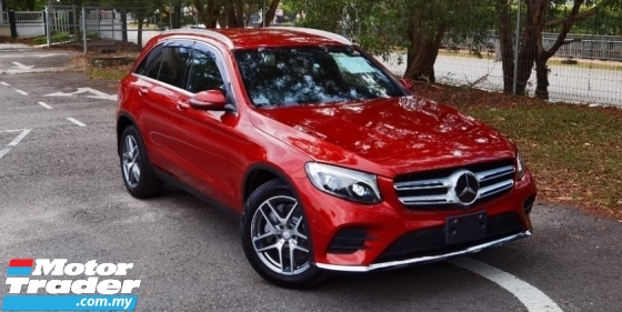 2016 MERCEDES-BENZ GLC 250 2016 MERCEDES BENZ GLC250 AMG 2.0 4MATIC TURBO  CAR SELLING PRICE ONLY ( RM 225,000.00 NEGO )