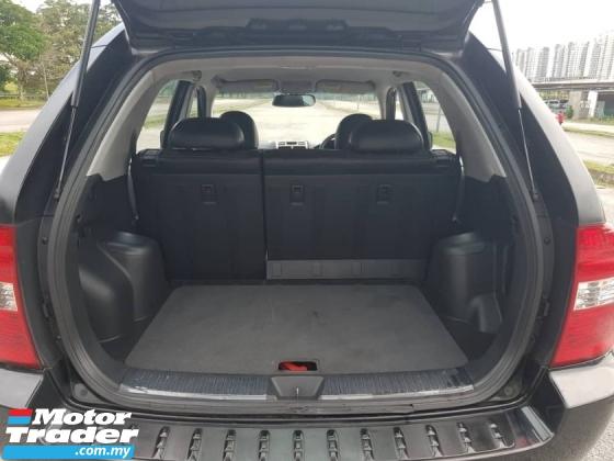 2009 KIA SPORTAGE 2.0 (A) NOVUS SUV LEATHER SEAT TIP TOP CONDITION