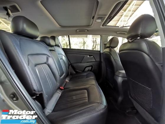 2012 KIA SPORTAGE 2.0 (A) SUV PUSH START SUN/MOONROOF POWER SEAT REVERSE CAMERA CAR KING