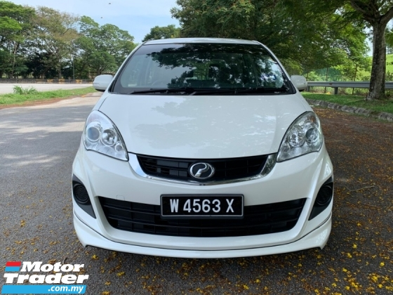 2015 PERODUA ALZA 1.5 (A) Facelift Model 1 Owner Only TipTop