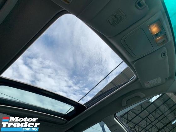 2008 SUBARU FORESTER Subaru FORESTER 2.5 TURBO (A) STi FACELIFT SUNROOF