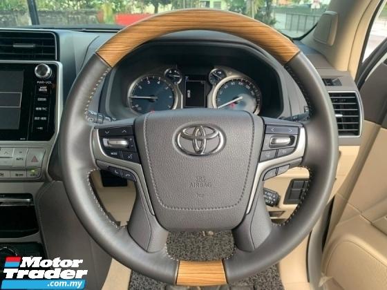 2018 TOYOTA LAND CRUISER Toyota LANDCRUISER PRADO 2.7 PETROL MODELISTA SPEC