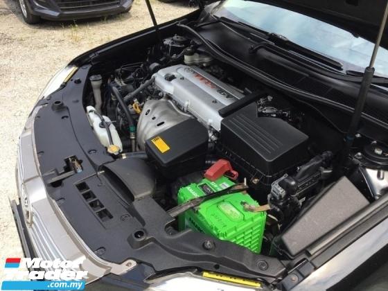 2015 TOYOTA CAMRY Toyota CAMRY 2.0 G GX FACELIFT FULL TRD BODYKIT