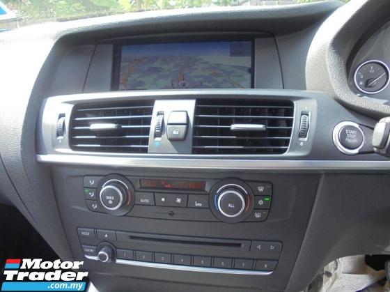 2012 BMW X3  2.0 xDrive20i SUV F25 TwinPower Turbo NAVI Facelift LikeNEW