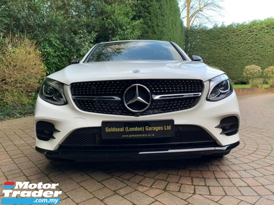2019 MERCEDES-BENZ GLC 43 AMG Coupe UK Unreg Offer SALE