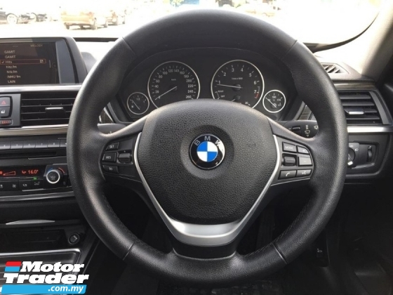 2013 BMW 3 SERIES Bmw 320i LUXURY (CKD) 2.0 TWIN POWER TURBO F30
