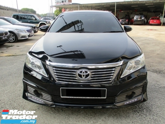 2013 TOYOTA CAMRY 2.5 V (A) NiceConDiTIon FULON