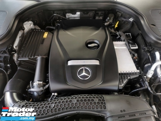 2017 MERCEDES-BENZ GLC 250 Mercedes Benz GLC250 Coupe 4Door AMG HapSengWRRNTY