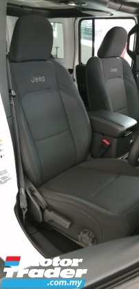 2019 JEEP WRANGLER 2.0 turbo new model Warangler unlimited sahara