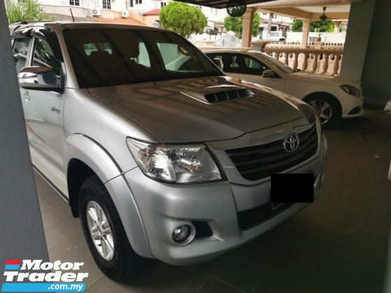2014 TOYOTA HILUX 2.5 G DOUBLE CAB