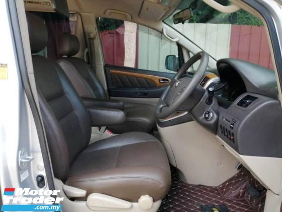 2007 TOYOTA ALPHARD 2.4 AS PREMIUM LEATHER SEAT PUSH START CARKING