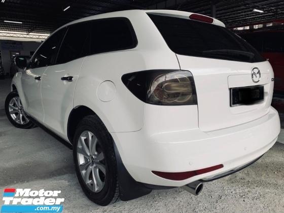 2010 MAZDA CX-7 2.3 4WD (A) CAR LIKE NEW