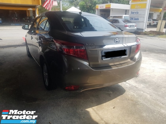 2015 TOYOTA VIOS 1.5 J (A) LIKE NEW
