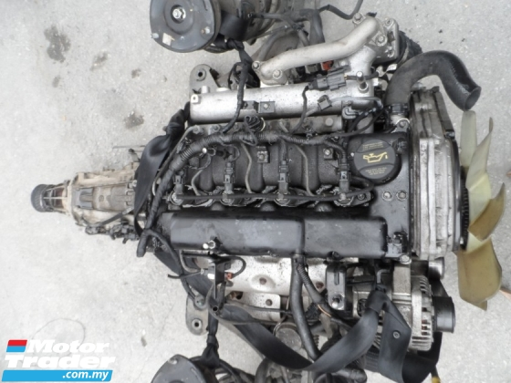 hyundai starex engine kosong a1