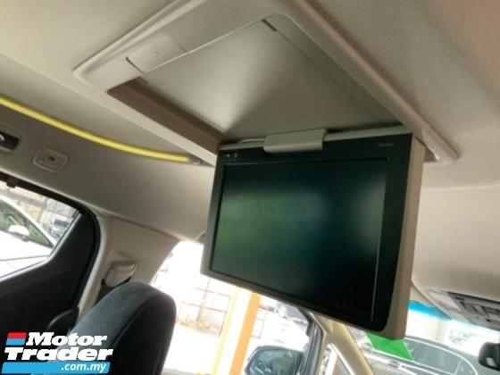 2017 TOYOTA VELLFIRE 2.5 ZG surround camera power boot pilot seat 2 years GMR warranty